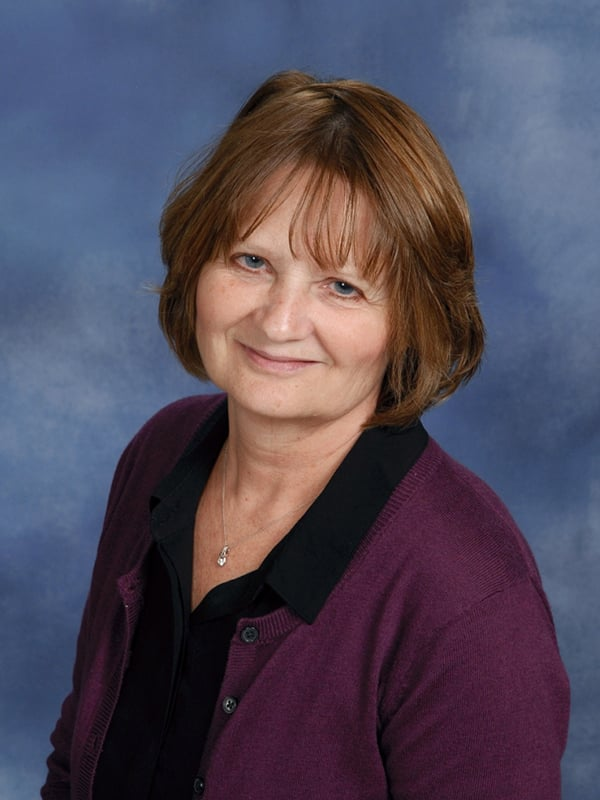 Carol St. Clair, Pastoral Assistant: Facilities Manager, Membership and Financial Director